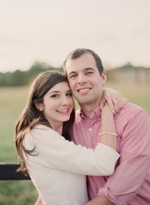 Sweet Fall Engagement Shoot by Melissa Schollaert Photography 12