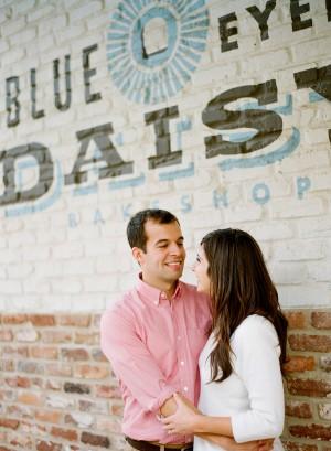 Sweet Fall Engagement Shoot by Melissa Schollaert Photography 14