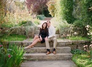 Sweet Fall Engagement Shoot by Melissa Schollaert Photography 6