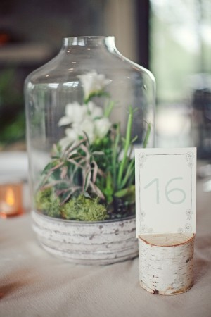 Terrarium Wedding Centerpiece Ideas
