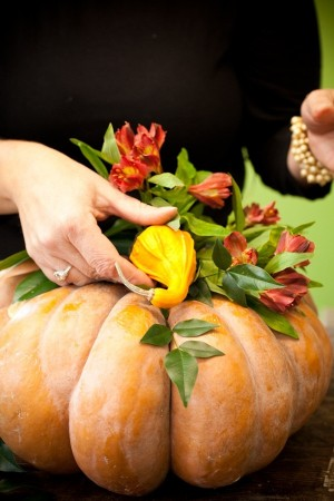 Thanksgiving Fall Tablescape Ideas From Holly Chapple 10