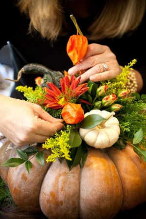 Thanksgiving Fall Tablescape Ideas From Holly Chapple 13