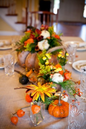 Thanksgiving Fall Tablescape Ideas From Holly Chapple 14