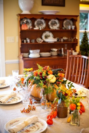 Thanksgiving Fall Tablescape Ideas From Holly Chapple 15