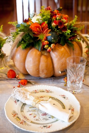 Thanksgiving Fall Tablescape Ideas From Holly Chapple 16