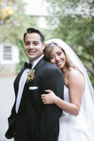Wedding Couple Portrait By Amanda Kraft 2