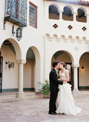 Wedding Couple Portrait by Q Weddings