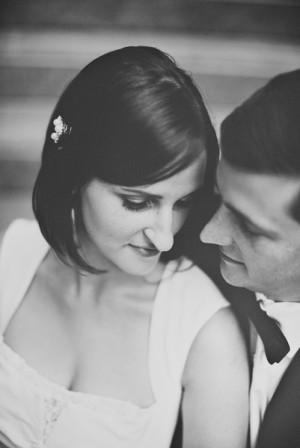 Wedding Couple Portrait by The Schultzes