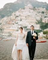 Positano Italy Wedding from Kate Murphy Photography