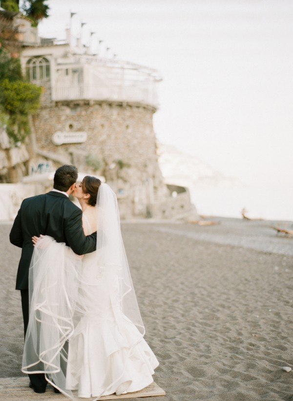 Positano Italy Wedding from Kate Murphy Photography