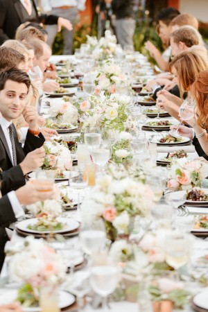 Al Fresco Wedding Reception
