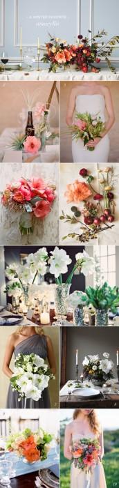 Amaryllis Wedding Flowers