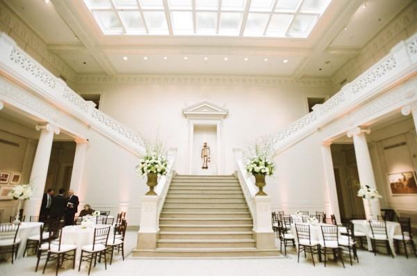 Art Museum Reception Venue Ideas