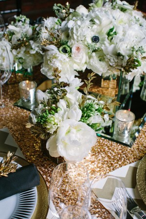 Black and Gold Wedding Color Palette