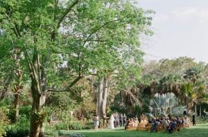 Botanical Gardens Ceremony Venue