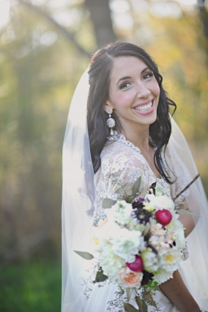 Bridal Portrait Amy Carroll Photography