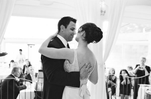 Bride and Groom Reception Dance
