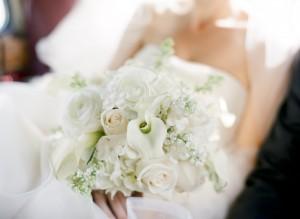 Calla Lily Rose Bouquet
