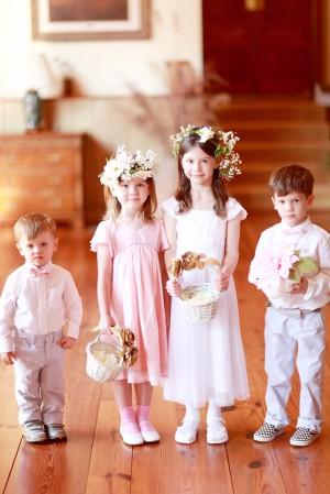 Children in Wedding Party
