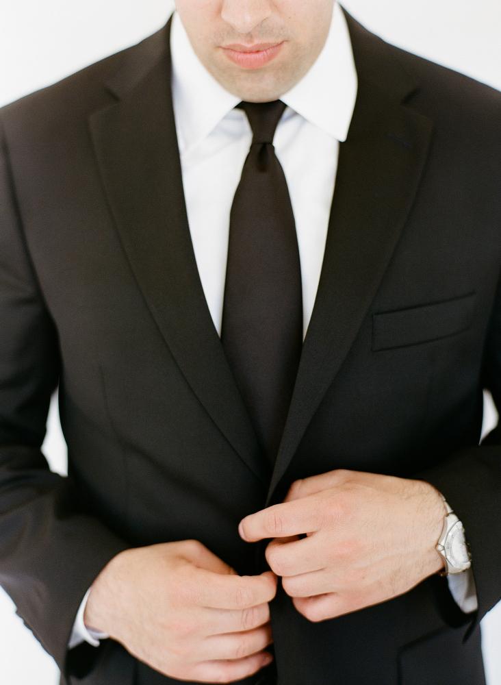 Classic Black and White Tuxedo - Elizabeth Anne Designs: The ...