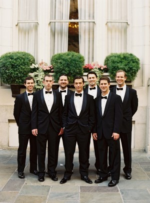 Classic Grooms Tuxes