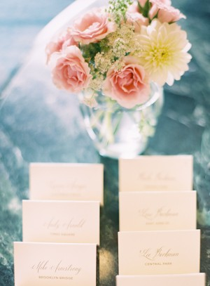 Classic Ivory Place Cards
