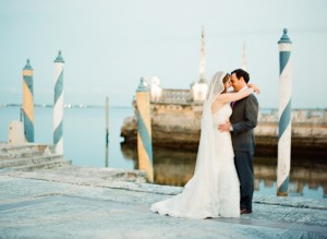Couple Waterfront Portrait From KT Merry