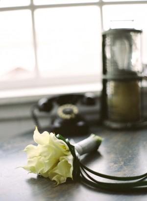 Cream Calla Lily Bouquet