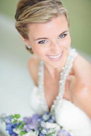 Crystal Embellished Wedding Gown 1
