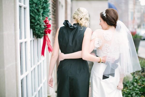 Elbow Length Bridal Veil