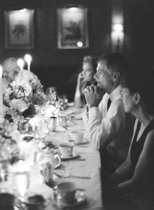 Elegant Dinner Party Reception