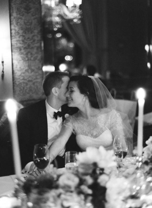 Elegant NYC Wedding Kate Murphy 1