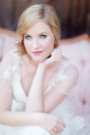 Elegant Southern Bride