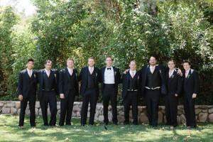 Formal Groomsmen