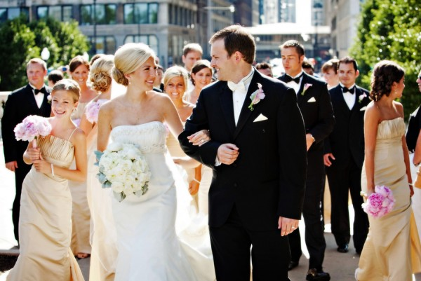 Chicago Wedding from Becky Hill Photography