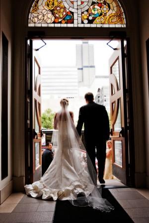 Chicago Wedding at Old St Patricks Church