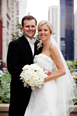 Classic Chicago Wedding from Becky Hill Photography