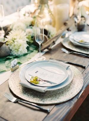 Glittery Glam Wedding Decor