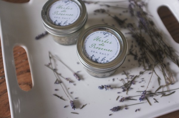 Herbs De Provence Favor Seasoned Salt