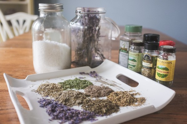 Herbs De Provence Wedding Favors