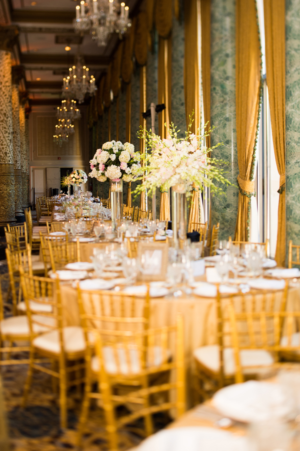 chicago wedding at the drake from melissa hayes photography