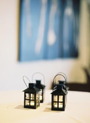Iron Tealight Lanterns 1