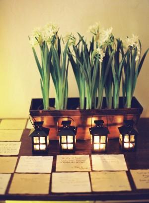 Iron Tealight Lanterns