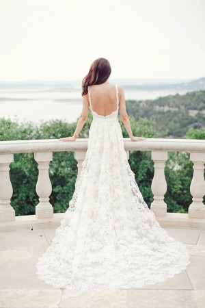 Lace Wedding Gown