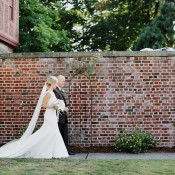 Mansion Garden Wedding by Michele M Waite 11