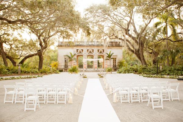 Miami Outdoor Ceremony