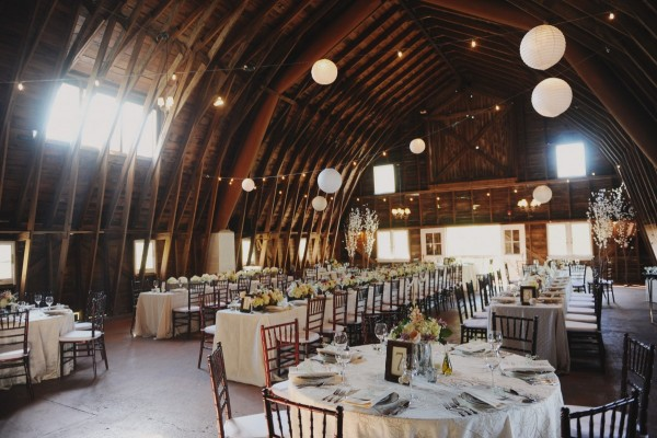 Michigan Barn Reception Venue