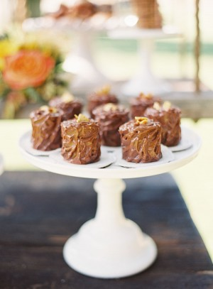Mini Wedding Dessert
