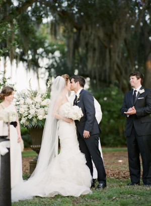 New Orleans Garden Wedding