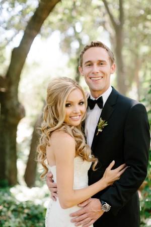 Pastel Garden Ranch Wedding by Erin Hearts Court 1